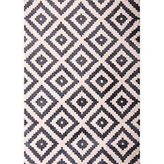 Alfombra Azteca Rombos 60x110 cm