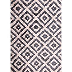 Alfombra Azteca Rombos 120x170 cm
