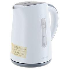 Hervidor eléctrico 1,7 litros blanco