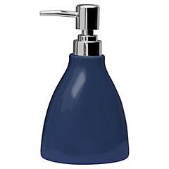 Dispensador de jabón para baño Azul