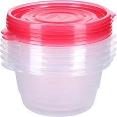 Set de contenedores de alimentos polipropileno 5 unidades