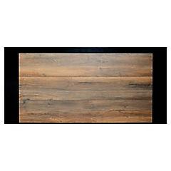 Respaldo cama madera French 2 plazas