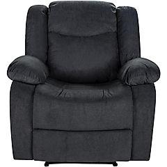 Sillón Relax 99x96x99 cm gris