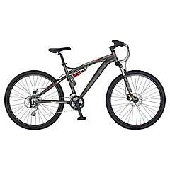 Bicicleta Aggressor 27,5 DSX grafito
