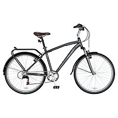 Bicicleta City 26 Men Alloy grafito