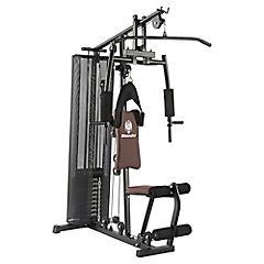 Máquina home gym negro