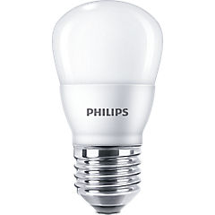 Pack 2 ampolletas led bulb 4-40W E27 luz fría