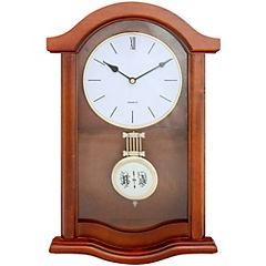 Reloj péndulo 40 cm cerezo