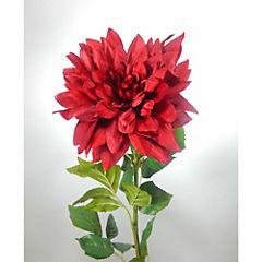Dahlia 111 cm rojo