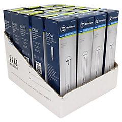 Set de ampolletas ahorro 22,5 x5x22,5 cm 100 W 20 unidades