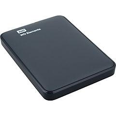 Disco duro 1 TB Elements negro
