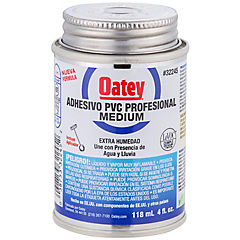 Adhesivo para PVC 118 ml