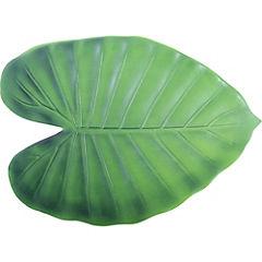 Individual 46x34 cm goma eva 5 unidades verde