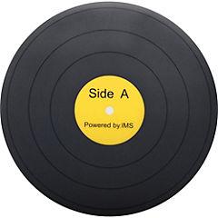 Individual Disco amarillo de 38 cm