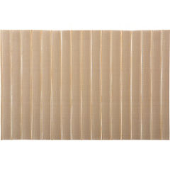 Individual 45x30 cm PVC 18 unidades Gold