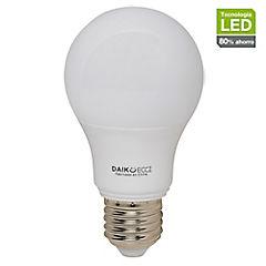 Ampolleta LED E-27 60 W Fría