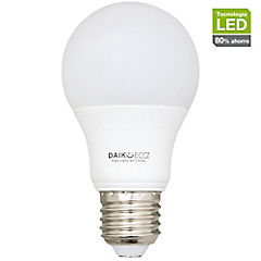 Ampolleta LED E-27 60 W Cálida