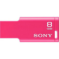 Pendrive 8 GB USM8M1P rosado
