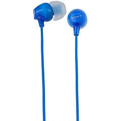 Audífonos silicona azul MDR-EX15 Li