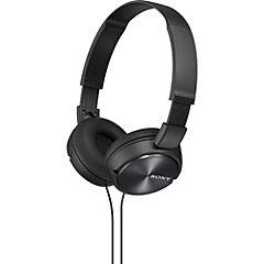 Audífonos casco pegable negro MDR-ZX110 B