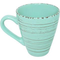 Mug Emboss azul de 360 ml