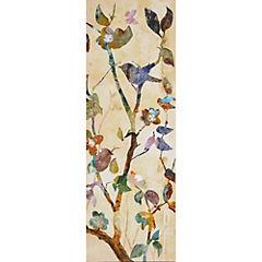 Canvas Pájaros y Arboles 30x90 cm 2