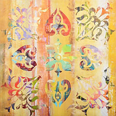 Canvas decorativo Muster 60x60 cm