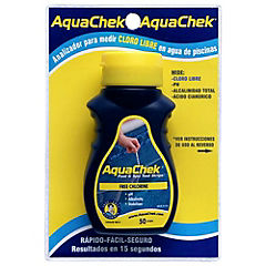 Analizador de cloro libre para piscina