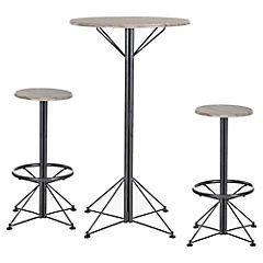Juego de mesa y 2 sillas para el desayuno Life