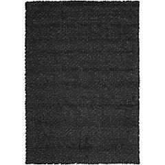 Alfombra Metrópolis 160x230 cm negro