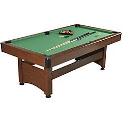 Mesa de pool 78x118x213 cm