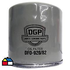 Filtro de aceite 920/82