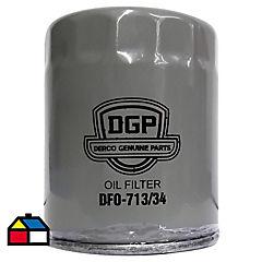 Filtro de aceite 713/34