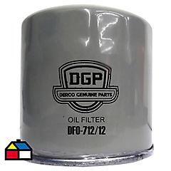 Filtro de aceite 712/12