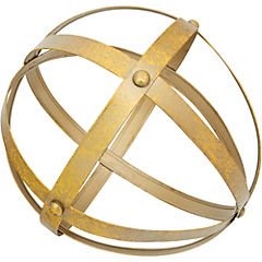 Esfera metal ancha L