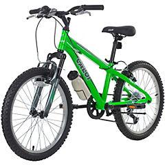 Bicicleta Wild 2.0 verde 20'