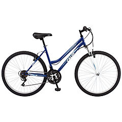 Bicicleta Andes 10 mujer azul 26'