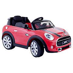 Auto a batería modelo Mini rojo