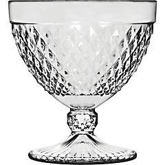 Copa postre Marine cristal