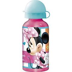 Botella aluminio 400 ml Minnie