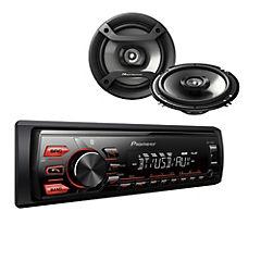 Combo radio MXT28BT USB + parlante