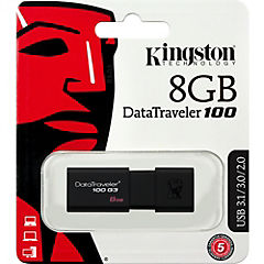 Pendrive 8 GB 3.0 DT100G3