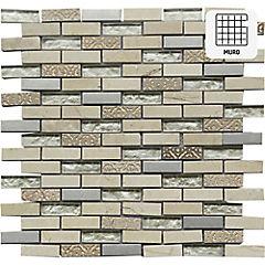 Malla mosaico 30x30 cm