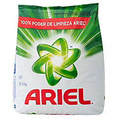 Detergente en polvo 4 kg bolsa