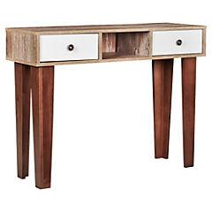 Mesa de arrimo alta Vintage