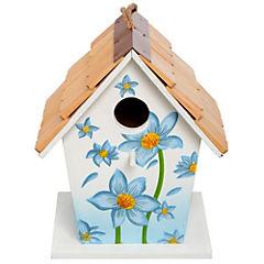 Casa decorativa para pájaros 13 cm