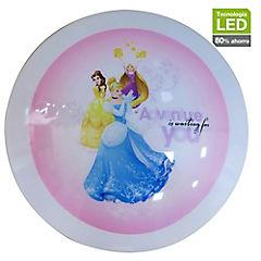 Plafón Princesas Fashion LED