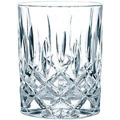 Set 4 vasos cristal Wisky Noblesse