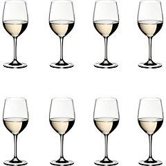 Set 8 copas Vinum Chardonnay