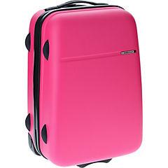 Maleta 43 litros 50x24x36 cm rosado